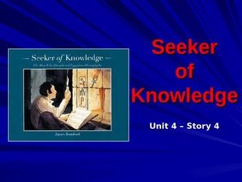 Reading Street Grade 4 Seeker of Knowledge Spelling PowerPoint