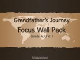 Reading Street Grade 4 Unit 1 Grandfather's Journey Focus