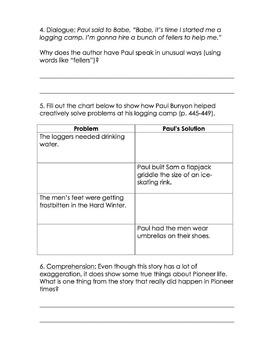 Reading Street Grade 4, Unit 3 Common Core Questions