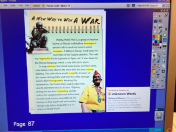 Reading Street Grade 4 : Unit 4 Week 3 Navajo Code Talkers