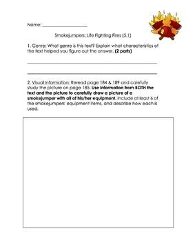 Reading Street Grade 4, Unit 5 Common Core Questions