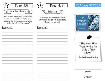 Reading Street - Grade 4: Unit 6 Trifolds (5)