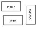 Reading Street Grade 4 Vocabulary and Amazing Words - Unit 2