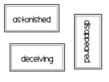 Reading Street Grade 4 Vocabulary and Amazing Words - Unit 4