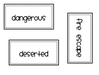Reading Street Grade 4 Vocabulary and Amazing Words - Unit 5