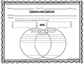 Reading Comprehension Worksheets (Reading Street - Gr. 5, Unit 6)