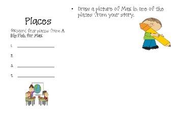 Reading Street Grammar Activities