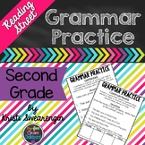 Reading Street Grammar Practice Second Grade