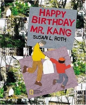 "Reading Street ""Happy Birthday Mr. Kang"" Weekly PowerPoint"