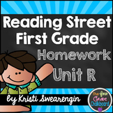 Reading Street Homework Packet: First Grade Common Core Review Unit