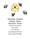 "Reading Street ""Honey Bees"" Activity Pack"