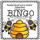 Reading Street: Honey Bees BINGO Long e: e, ee