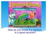 Reading Street- I Wanna Iguana Vocabulary