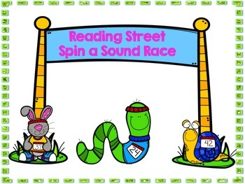 Reading Street Initial Sounds Printable Units 1-5