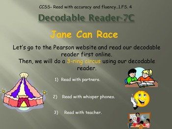 Reading Street Interactive Daily Lessons (4 days) - The Farmer in the Hat