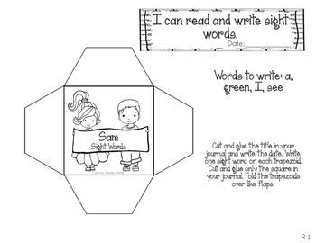 Reading Street Interactive Journals Bundle Units R-5 1st Grade