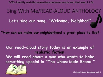 Reading Street Interactive Lessons (4 days) - Henry and Mudge