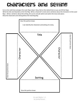 Iris and Walter 2nd Grade Resource Pack Reading Street Common Core Aligned