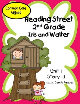 Iris and Walter 2nd Grade Resource Pack Reading Street Com