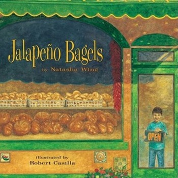 """Reading Street """"Jalapeno Bagels"""" Weekly PowerPoint"""