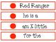 Reading Street K-2 HFW Fluency Phrases/Fluency Center