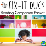 Fix-It Duck Companion Packet