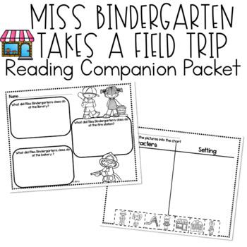 RS Sidekick K Unit 1 Miss Bindergarten