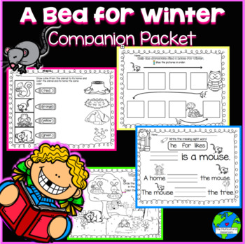RS SideKick K Unit 2 A Winter Bed Packet {Compatible with Reading Street}