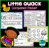 Little Quack Companion Packet