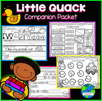 RS Sidekick K Unit 3  Little Duck {Compatible with Reading