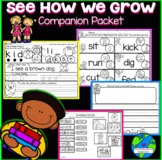 See How We Grow Companion Packet