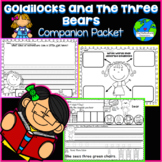 Goldilocks & the Three Bears Companion Packet