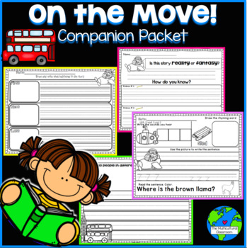 On The Move! Companion Packet