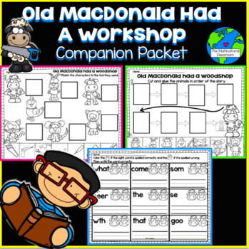 Old MacDonald Had a Workshop Companion Packet