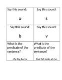 Reading Street Kagan Quiz Quiz Trade Cards Unit 1 Week 3