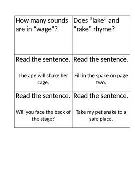 Reading Street Kagan Quiz Quiz Trade Cards Unit 2 Week 2
