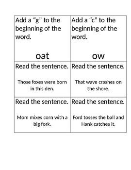 Reading Street Kagan Quiz Quiz Trade Cards Unit 3 Week 3