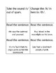 Reading Street Kagan Quiz Quiz Trade Cards Unit 5 Week 5