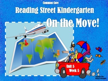Reading Street Kindergarten