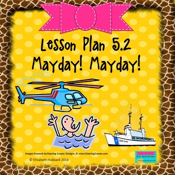 Mayday! Mayday!:  Editable Lesson Plan