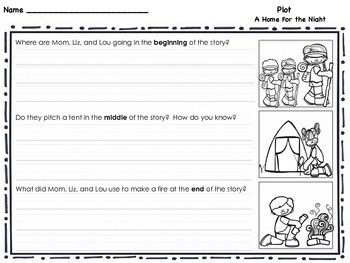 Reading Street Kindergarten Alistair and Kip's Great Adventure Unit 6 Week 4