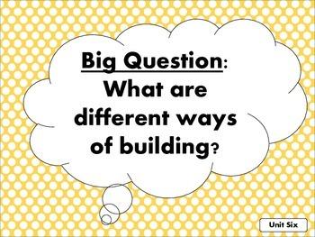 "Reading Street Kindergarten ""Building with Dad"" Resources"