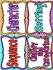 Reading Street Kindergarten Focus Wall MEGA Pack! (Bright Colors)