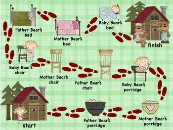 Reading Street Kindergarten Goldilocks and the Three Bears Unit 4 Week 4