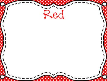 Reading Street Kindergarten HFW Fluency Phrases FREEBIE