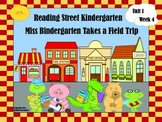 Reading Street Kindergarten Miss Bindergarten Takes a Field Trip  Unit 1 Week 4