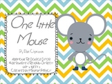 """Reading Street Kindergarten """"One Little Mouse"""" Resources"""