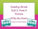 Write the Room Kindergarten Phonics - Aligned with Reading