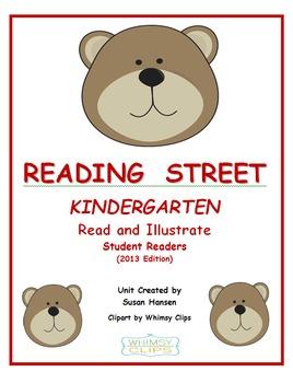 Reading Street Kindergarten Read and Draw