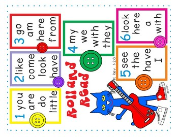 Reading Street Kindergarten Review Gameboards